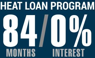 Briggs Heat Loan Program